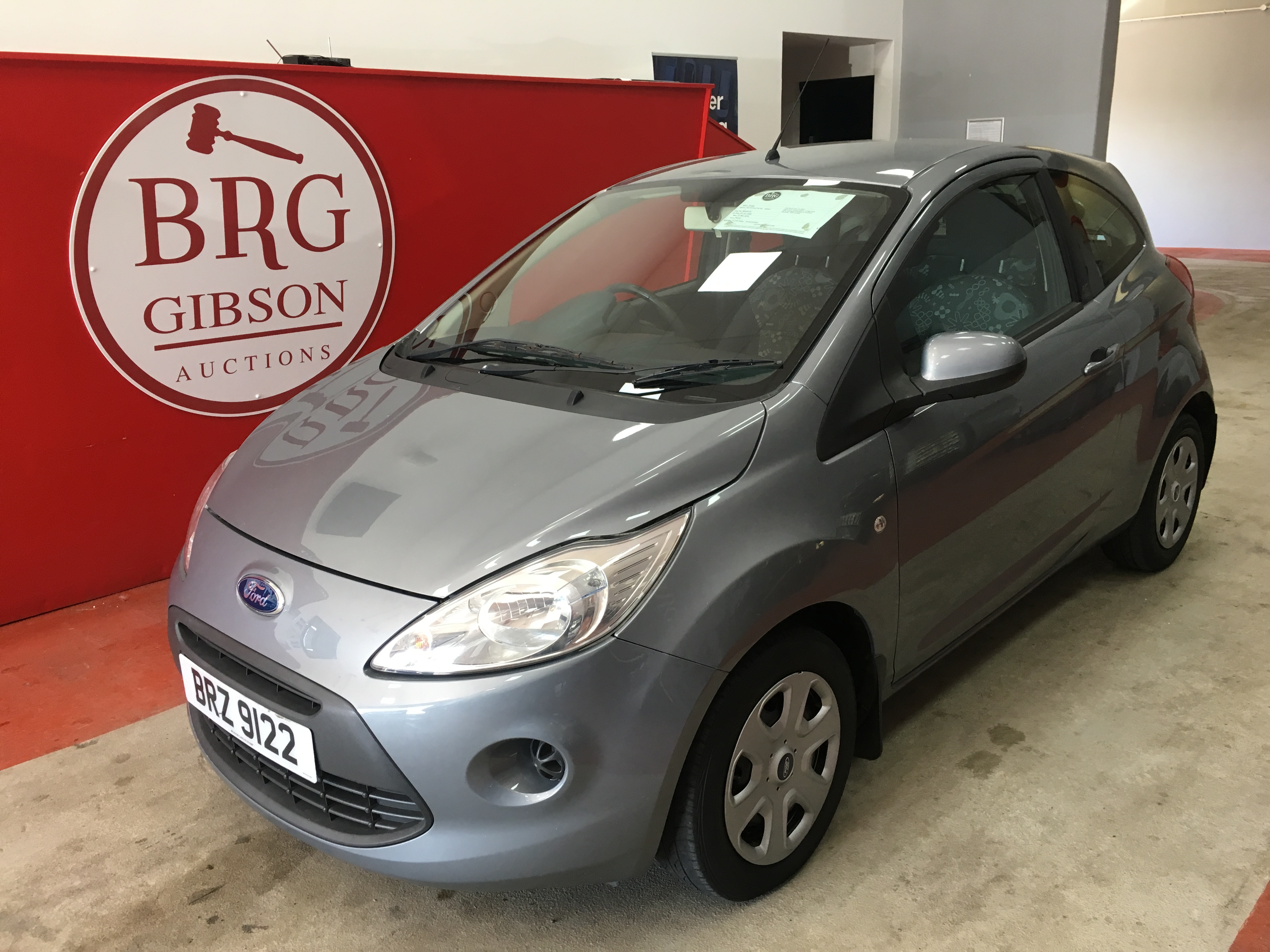 Ford Ka Style Plus Cc Brg Vehicle Remarketing Brg Car Auctions Car Auction Northern Ireland